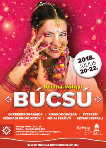 Krisna-völgyi Búcsú @ Krisna-völgy | Somogyvámos | Magyarország